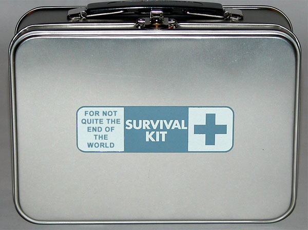 Why you should have a survival kit with you at all times