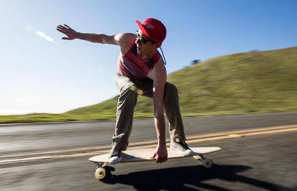 How to Survive Your First Longboard Experience