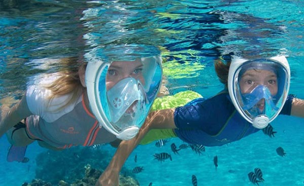 To Use A Full Face Snorkel Mask or Not