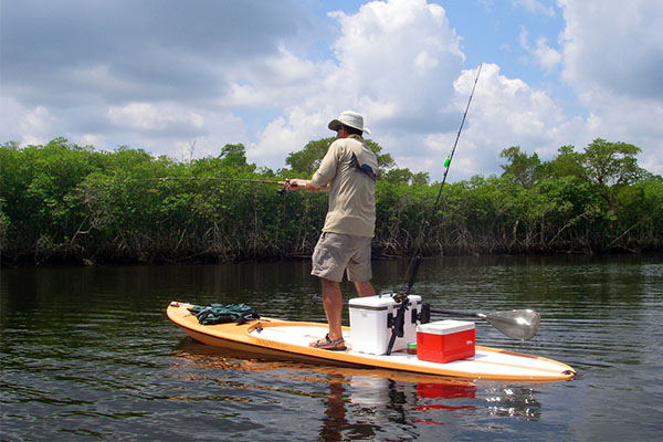 Surviving SUP Fishing: Some Do's and Don'ts