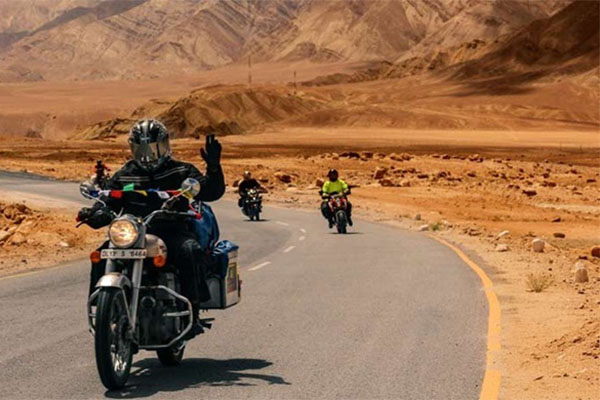 Tips for Surviving A Very Long Biking Road Trip